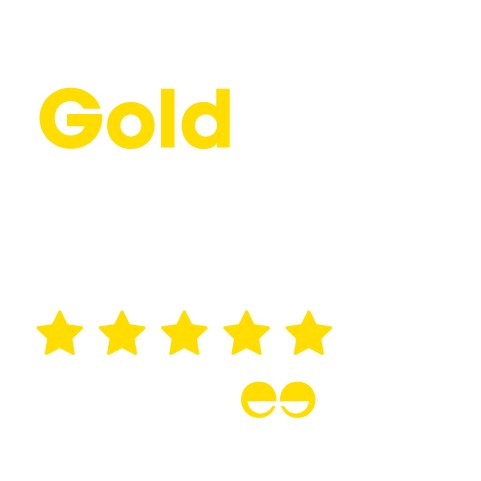 Feefo Gold Trusted Service Awards Winner 2018